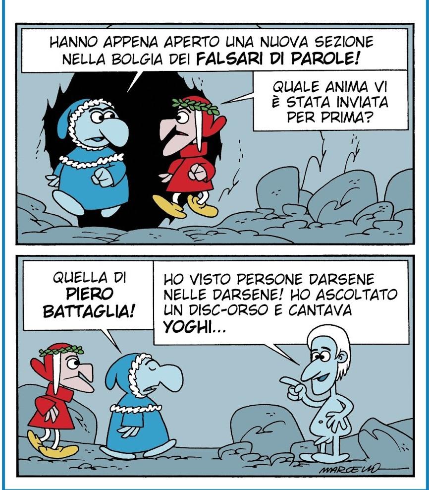 Un nuovo significato ai vocaboli con il Nuovocabolario di Piero Battaglia