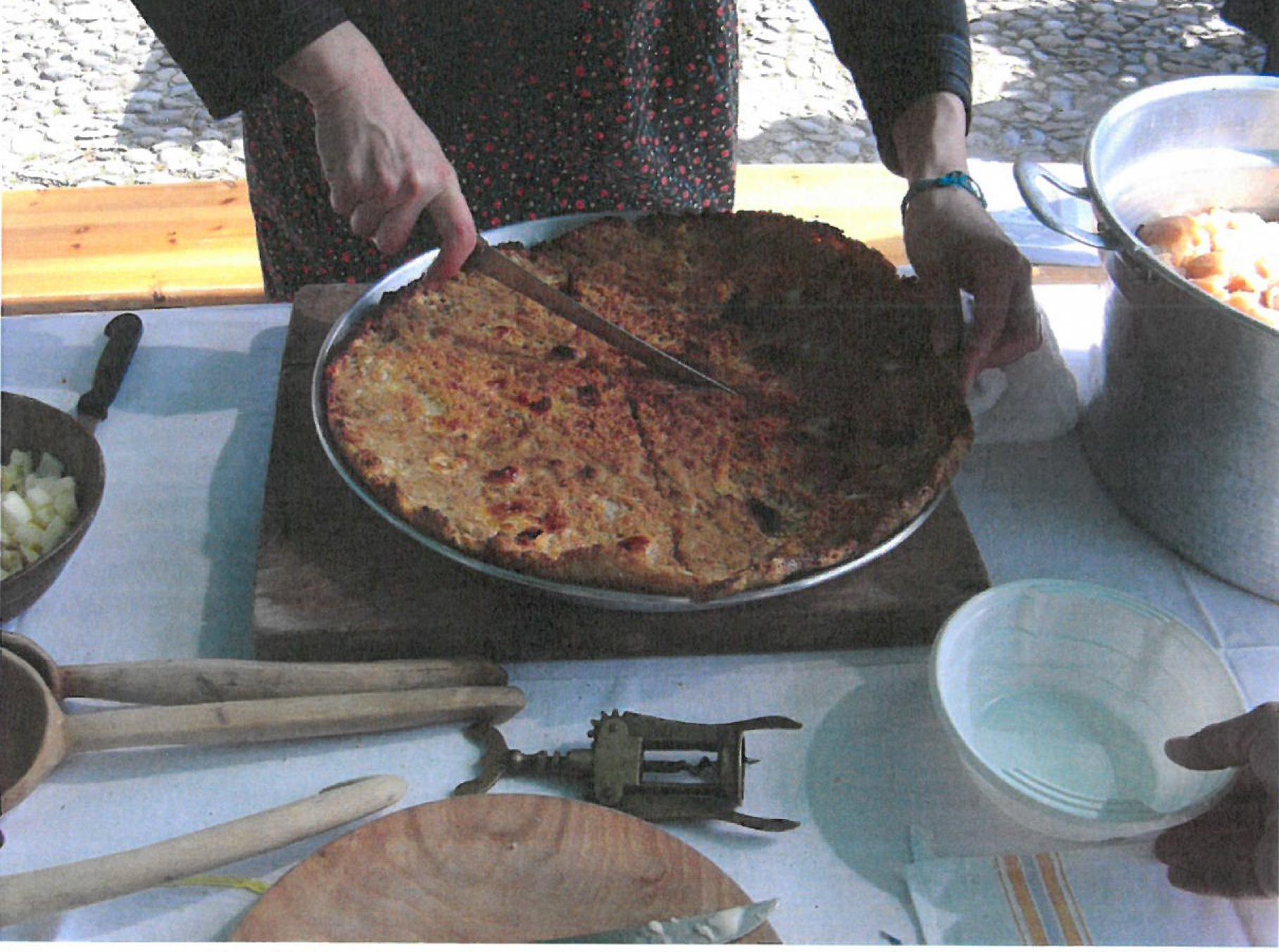 Ricette DE.CO. – La MATUSCIA