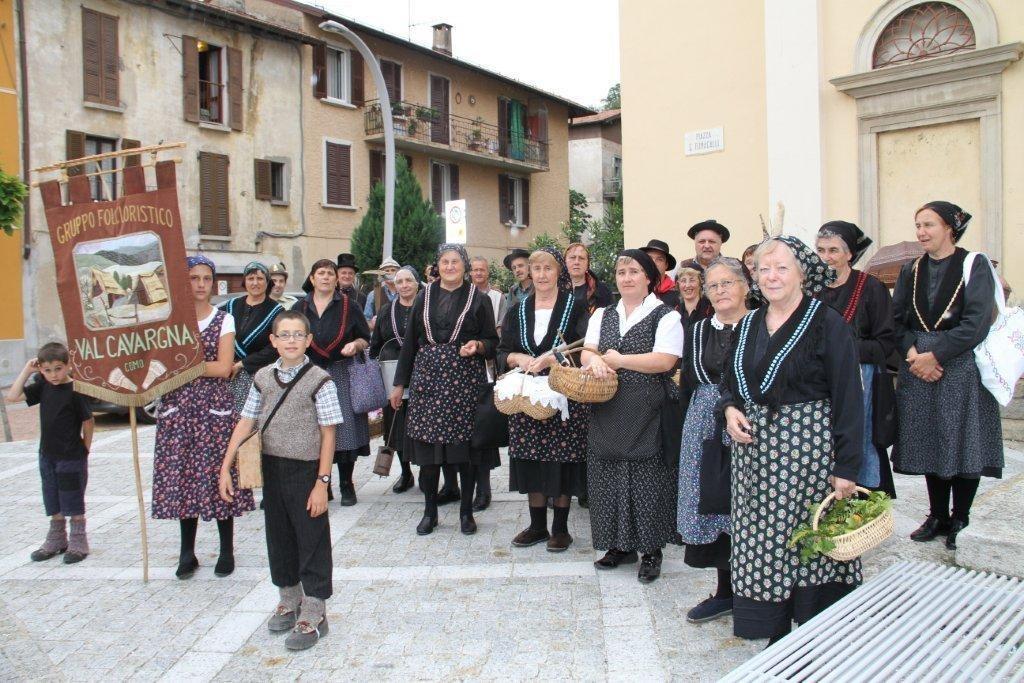 Il Gruppo Folcloristico della Val Cavargna, tra tradizioni e memoria