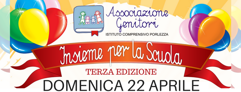 Associazione Genitori: terza edizione della festa Insieme per la scuola