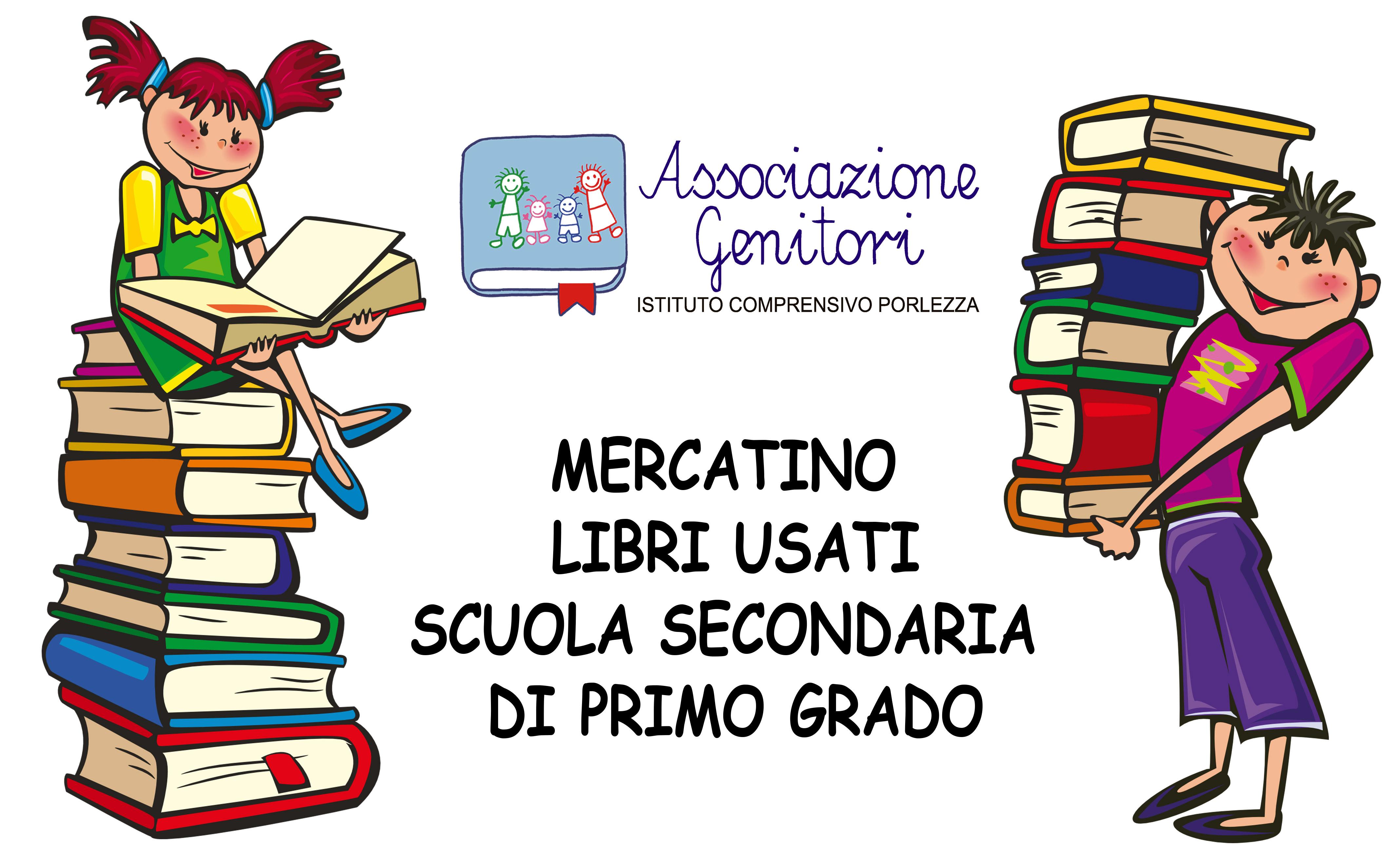 Porlezza: Mercatino libri usati Scuole Secondarie