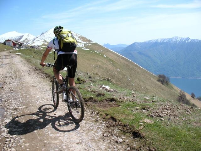 In bicicletta tra le Valli del Lago Ceresio