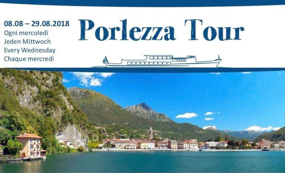 """Il """"Porlezza Tour"""" del Mercoledi"""