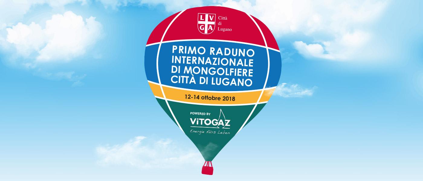 Scoprire il Ticino dal cielo: Raduno Internazionale Mongolfiere Lugano