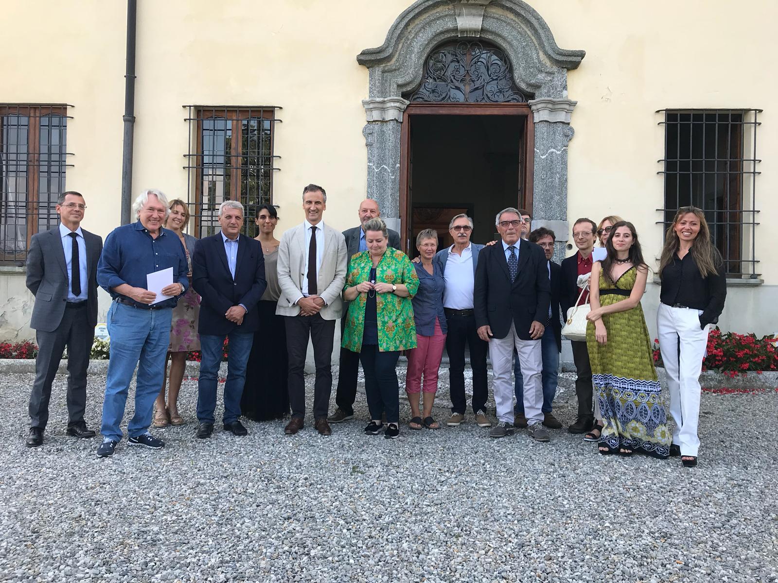 Vincitori Premio Fogazzaro 2018