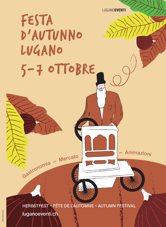 Lugano accoglie l'autunno: Festa d'autunno 2018