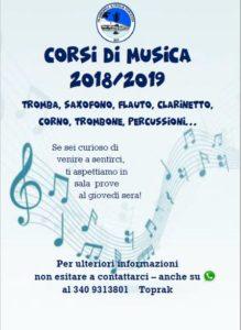 Scuola Allievi Filarmonica Porlezza