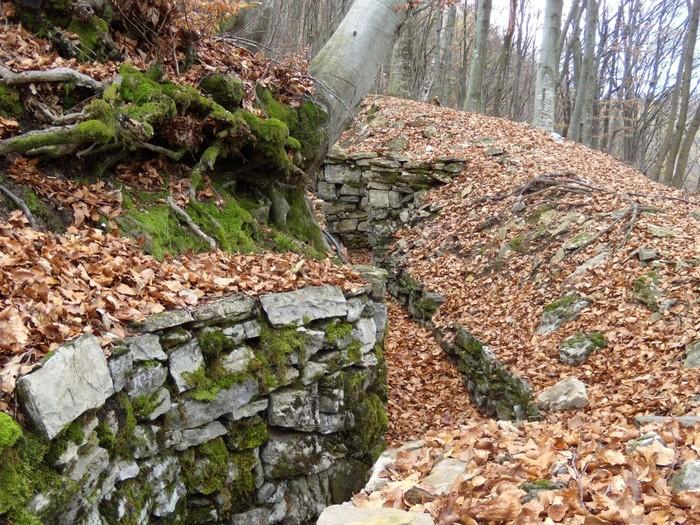 Storia e microstorie: Linea Cadorna Valle Intelvi