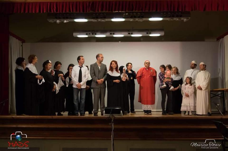 Gruppo Recital Schignano: teatro benefico e molto di più