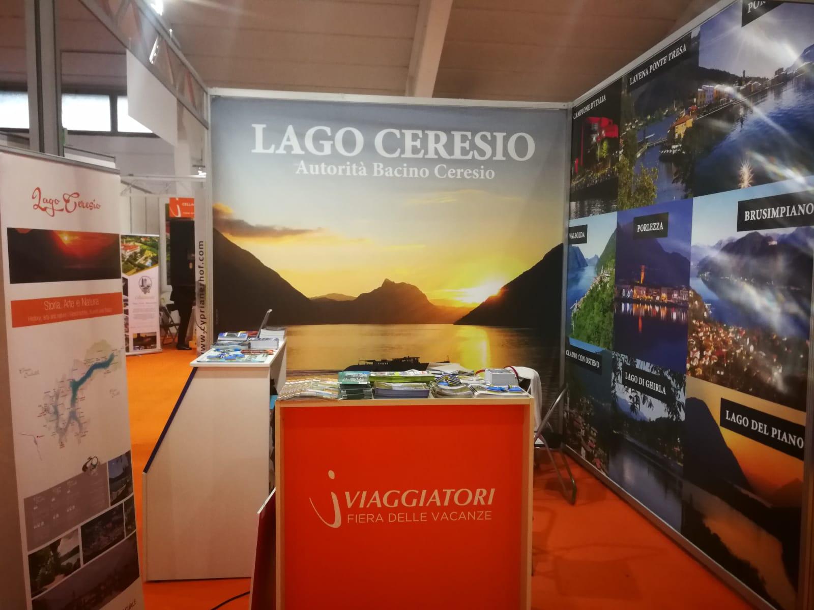 Salone dei Viaggiatori Lugano: il lago Ceresio è in mezzo al mondo