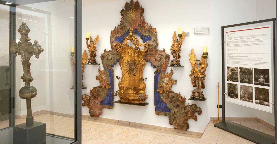 Museo di Arte Sacra di Scaria: novità in arrivo