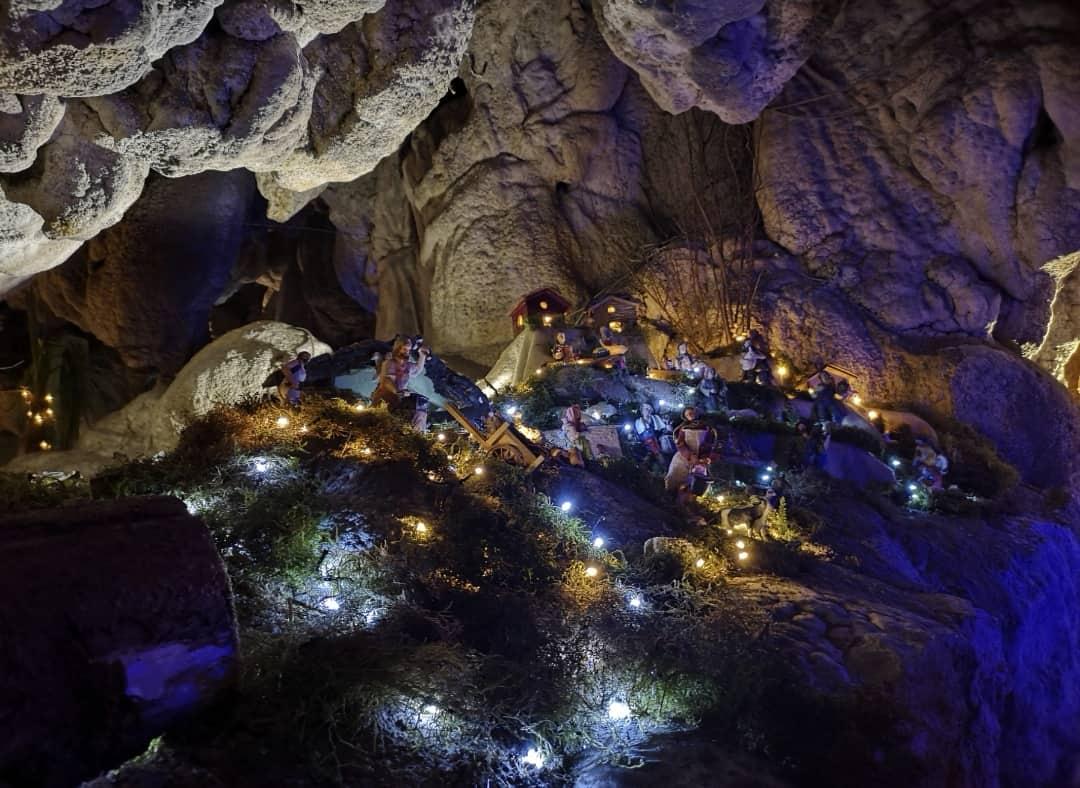 Le Grotte di Rescia: Natale, Epifania e oltre.