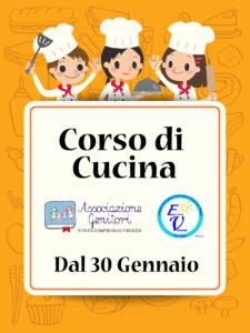 Corso Cucina Associazione Genitori