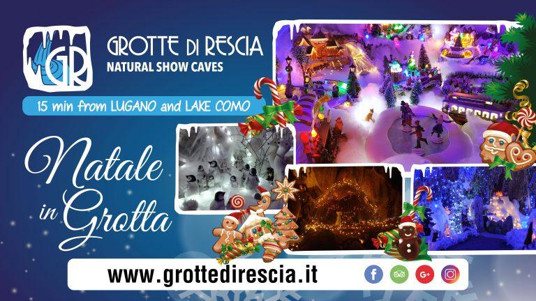 3 febbraio 2019: l'ultima domenica di Natale in Grotta