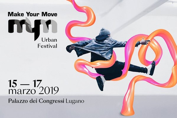 Torna il Make Your Move Urban Festival di Lugano