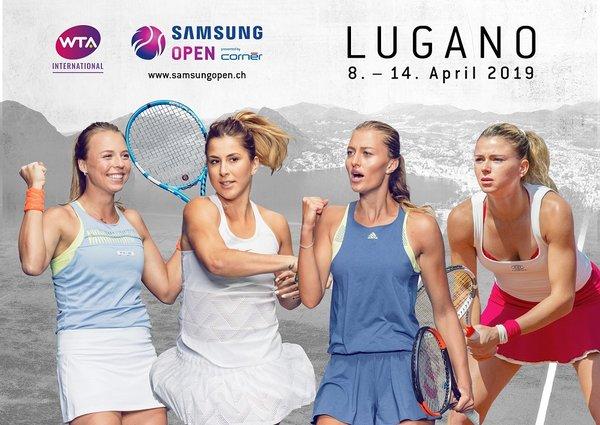 Seconda edizione Samsung Open Ladies Lugano