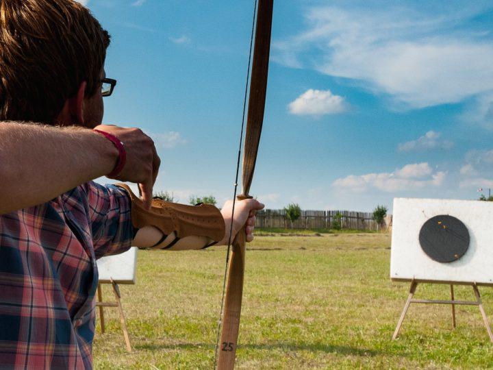 Riserva del Piano: corso di tiro con l'arco