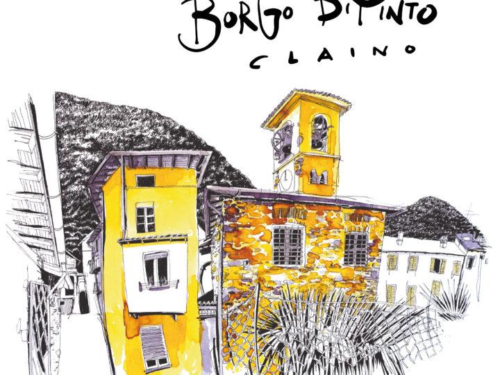 Borgo Dipinto Claino: museo a cielo aperto del lago Ceresio