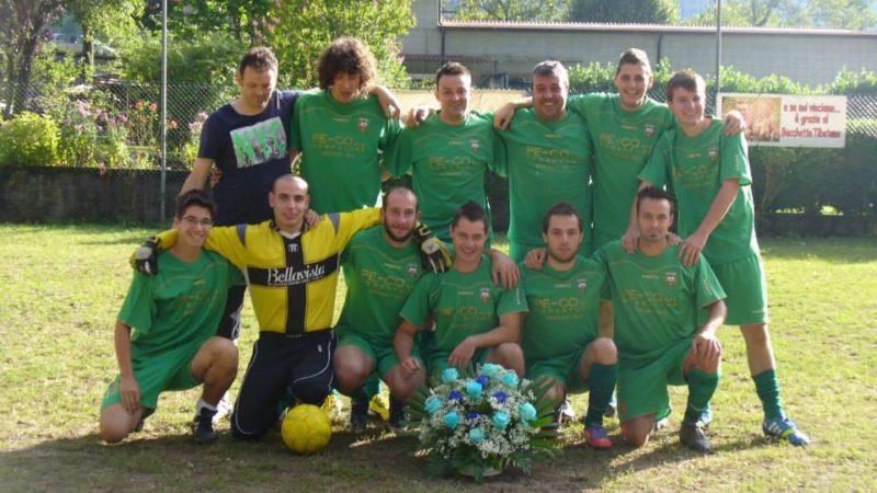 Cusino Calcio: Finale Coppa Lario CSI Open a 7