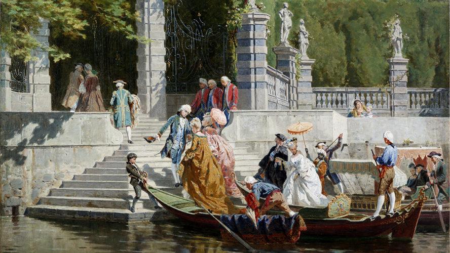Le donne della famiglia Clerici: conferenze a Villa Carlotta