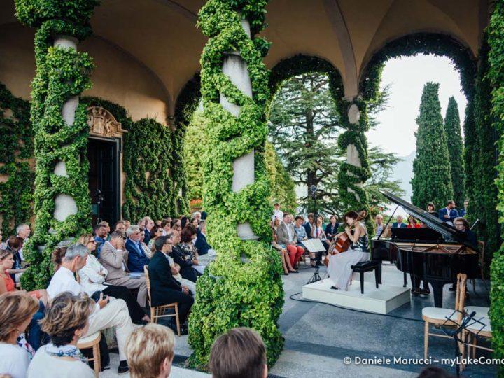 Lac Music Festival: domani concerto di apertura a Villa Balbianello