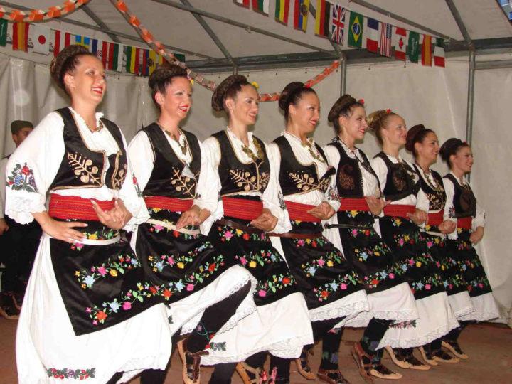34° Festival Internazionale del Folclore a Cunardo
