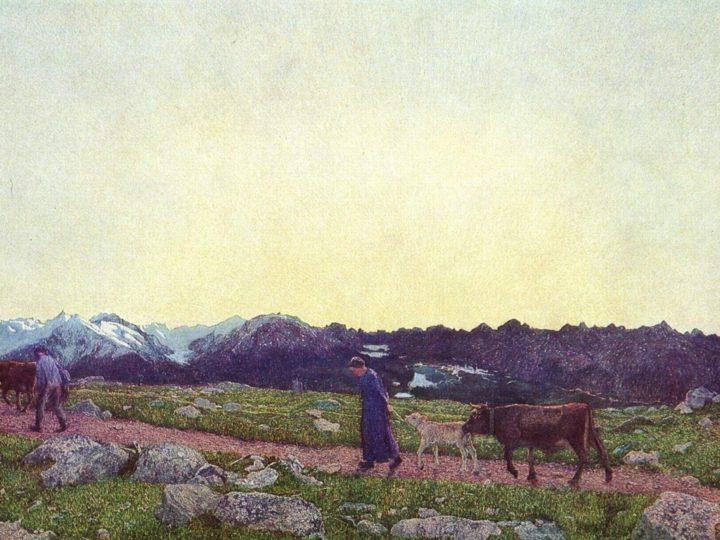 Segantini a Lugano in una mostra sul Paesaggio