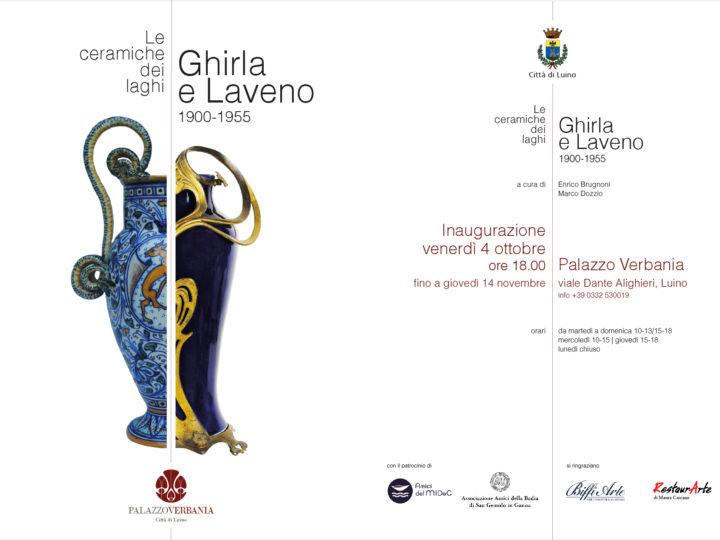 Mostra a Palazzo Verbania (Luino): va in scena l'arte ceramica