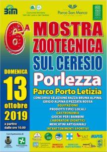 VI edizione della Mostra Zootecnica sul Ceresio