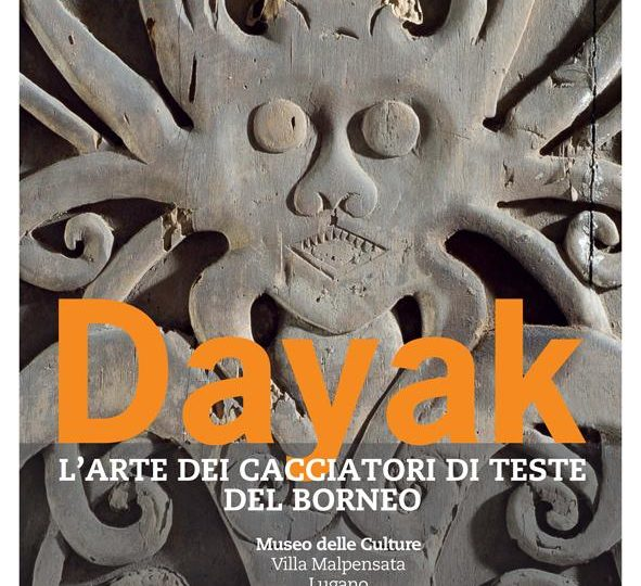 I Dayak a Lugano: una mostra li racconta attraverso la loro arte.