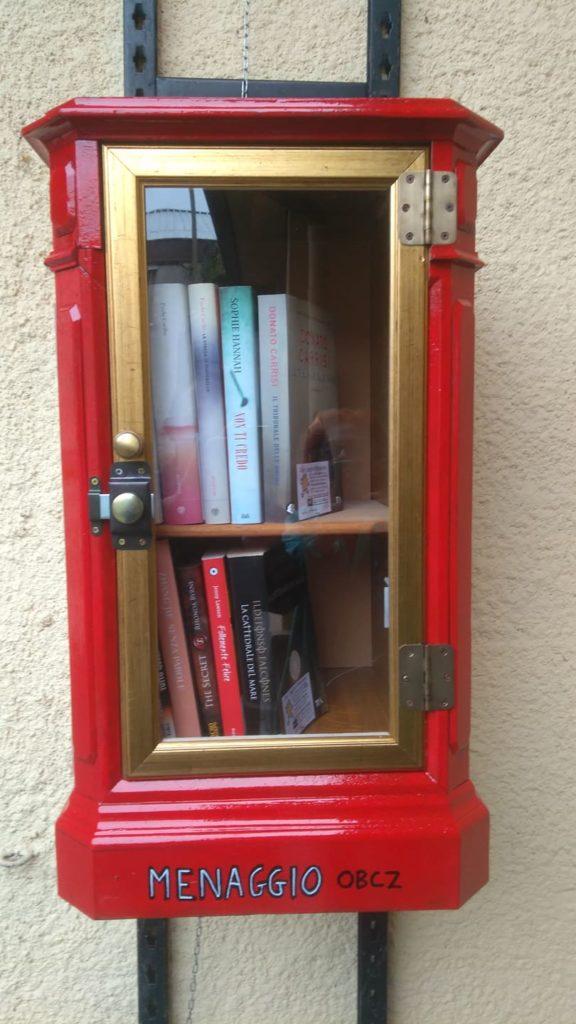 Book Crossing Zone Menaggio