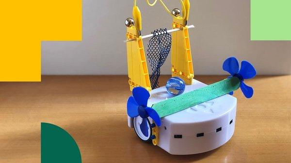 Ideatorio di Cadro: domenica 17 un laboratorio di robotica creativa