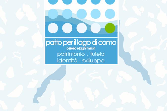 Patto dei laghi comaschi: Como, Ceresio e i laghi minori