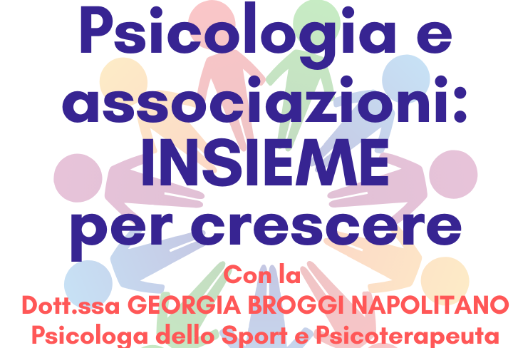 Psicologia e Associazioni: serata a tema a Porlezza il 15 novembre