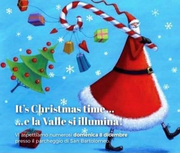 It's Christmas Time e La Valle Si Illumina: appartenere a una comunità