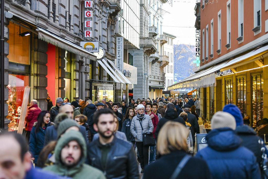 Aperture domenicali dei negozi a Lugano