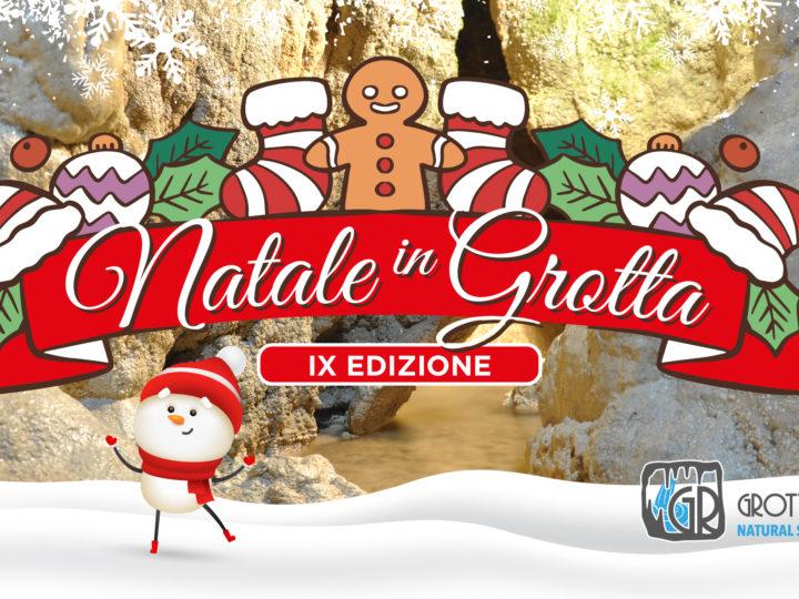 Natale in Grotta sul Lago di Lugano: la magia fra reale e fatato