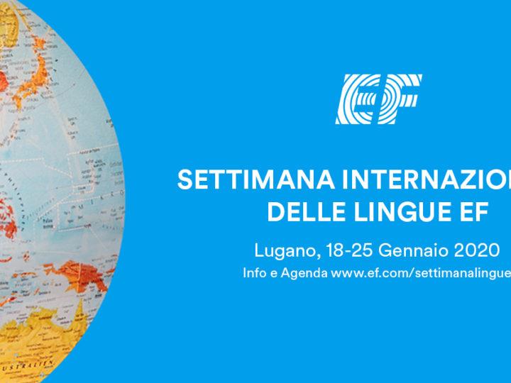 Education First: la Settimana Internazionale delle Lingue a Lugano