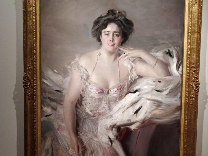 A Luino il ritratto di Nanne Schrader Wiborg si svela