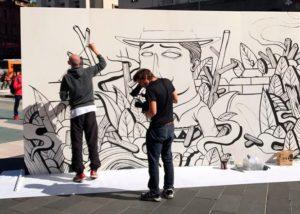 Muri Artistici Diffusi