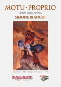 Mostra Simone Bianchi a Lugano
