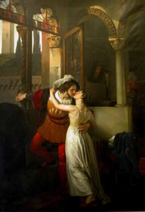 San Valentino con Romeo e Giulietta