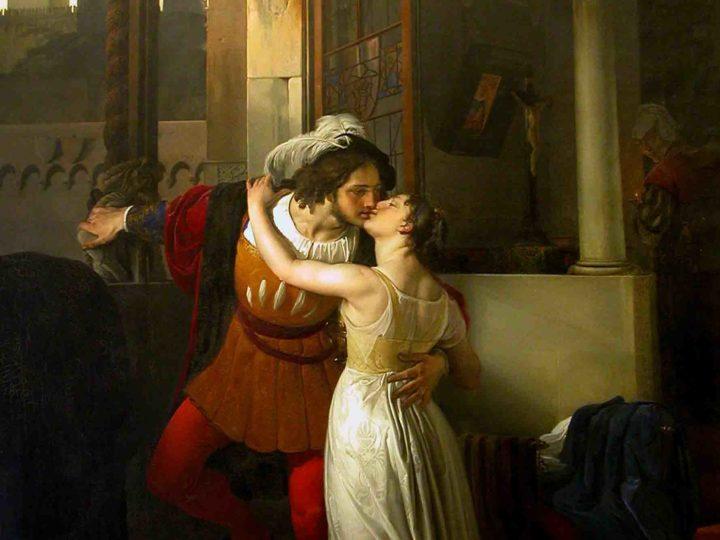 San Valentino con Romeo e Giulietta a Villa Carlotta