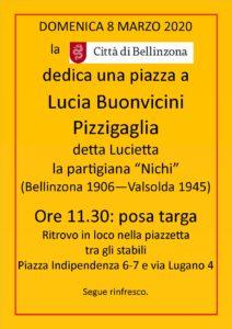 Lucia Buonvicini