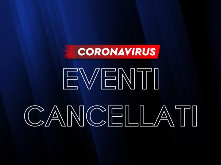 Spazio culturale FOCE Lugano: eventi cancellati fino all'8 giugno