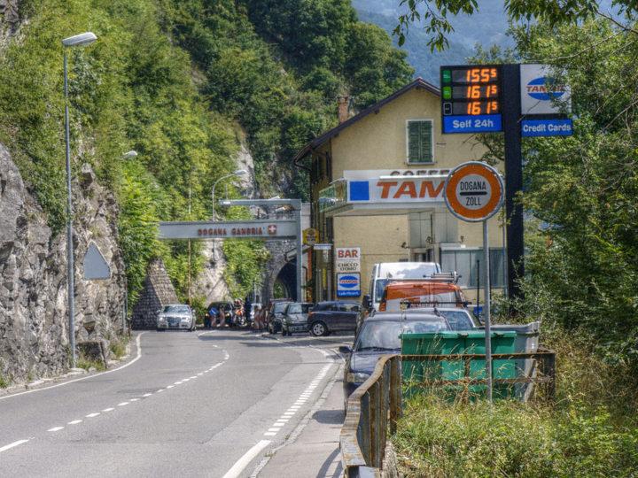 Frontiere Svizzera Italia: il 3 giugno non riapriranno
