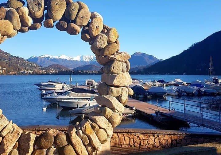 Lavena Ponte Tresa: vacanze green sull'antica via dei pellegrini