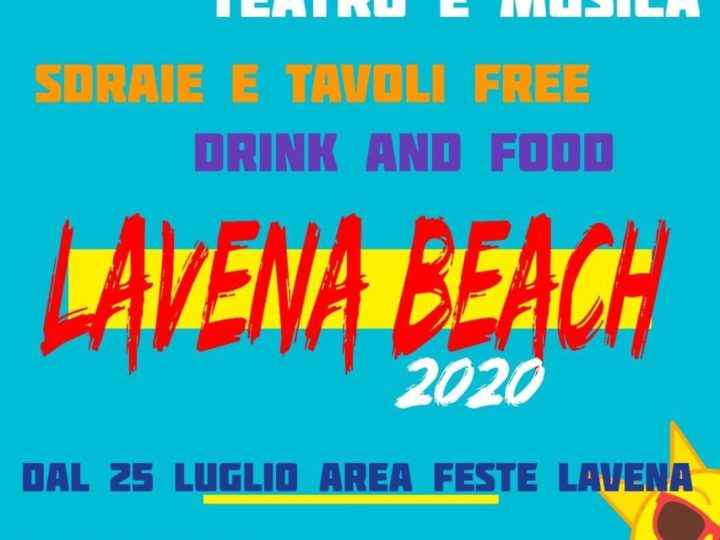 Estate on the beach e tanti eventi a Lavena Ponte Tresa