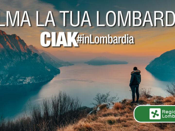 Ciak#inLombardia – Lombardia Riparte: Bando per under 35