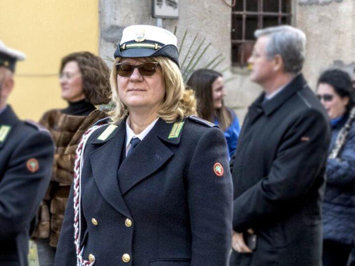 Lavena Ponte Tresa, Monica Friso al Comando di Polizia Locale